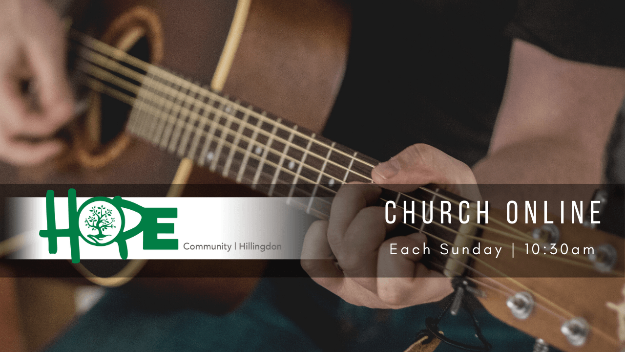 Hope Community Church Online